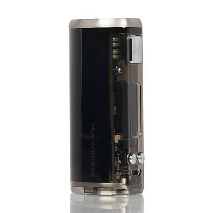 Батарейный мод Wismec Sinuous V80 80W TC Black, фото 2