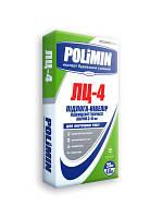 Смесь для пола самовыравнивающаяся повышенной прочности (до 10мм) Полимин ЛЦ-4 (25кг)