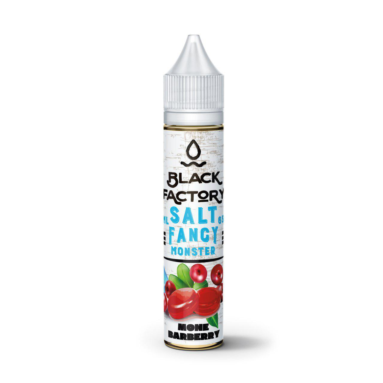 Жидкость для электронных сигарет Fancy Monster Salt Mone Barberry 25 мг 30 мл