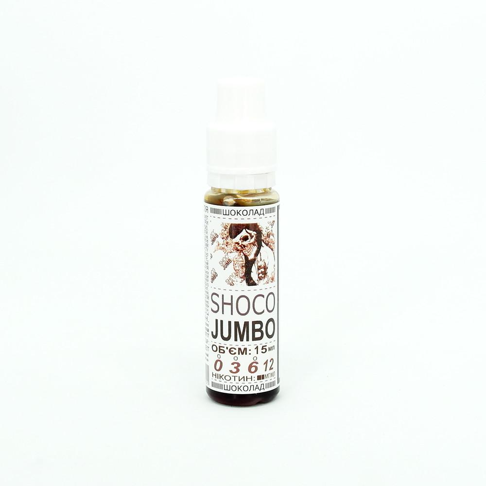 Жидкость для электронных сигарет Pink Fury Shoco Jumbo 12 мг 15 мл