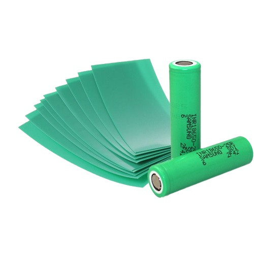 Термоусадка Enook Battery Wrapper Green