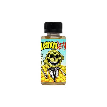 Жидкость для электронных сигарет Bad Drip Lemon Dead 3 мг 60 мл, фото 2