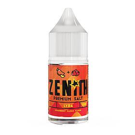 Жидкость для электронных сигарет Zenith Salt Lyra 50 мг 30 мл