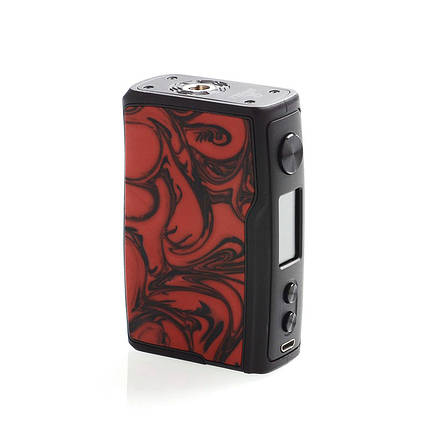 Батарейный мод Vandy Vape Swell 188W Flame Red, фото 2