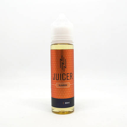 Жидкость для электронных сигарет Juicer Sunrise 3 мг 60 мл, фото 2