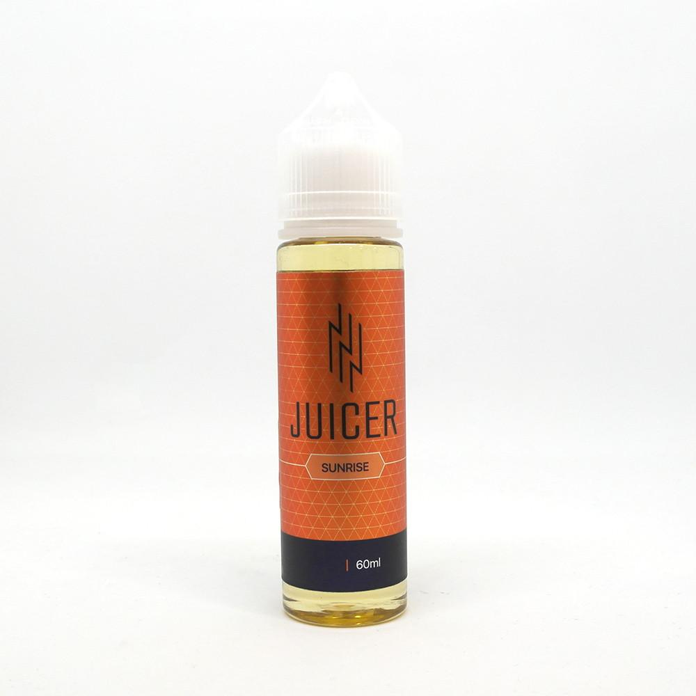 Жидкость для электронных сигарет Juicer Sunrise 3 мг 60 мл