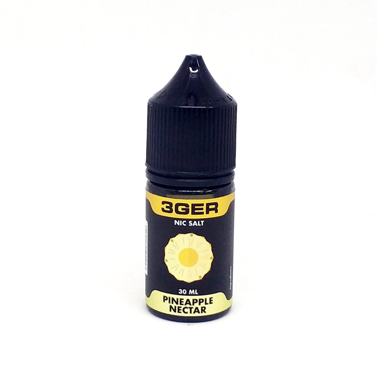 Жидкость для электронных сигарет 3Ger Salt Pineapple Nectar 50 мг 30 мл