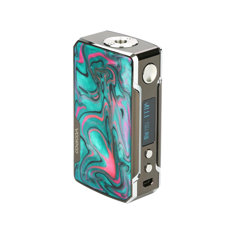 Батарейный мод Voopoo Drag 2 177W TC Platinum Aurora