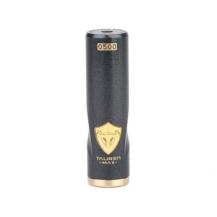Батарейный мод THC Tauren Max Mech Mod Brass Black, фото 2