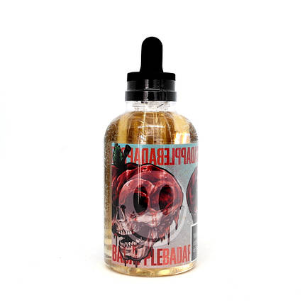 Жидкость для электронных сигарет Bad Drip Bad Apple 3 мг 120 мл, фото 2