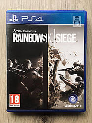 Rainbow Six Siege (рус.) (б/у) PS4