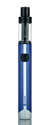 Стартовый набор Joyetech eGo AIO ECO Kit Blue, фото 2