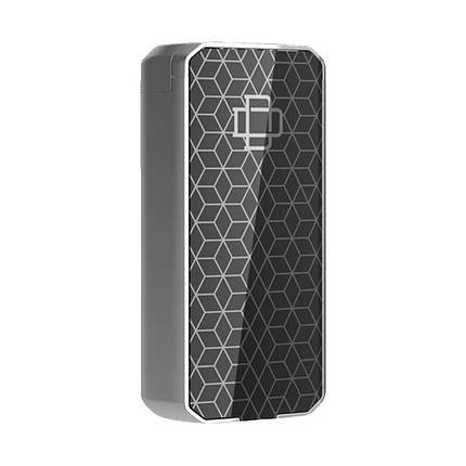 Батарейный мод Augvape Druga Foxy 150W Silver, фото 2