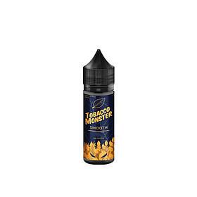 Жидкость для электронных сигарет Tobacco Monster Salt Smooth 40 мг 15 мл