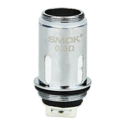 Испаритель Smok Coil Head 0.3 Dual Core for Vape Pen 22, фото 2