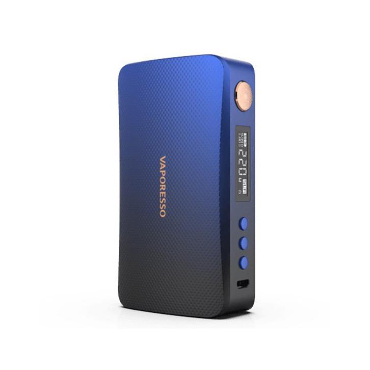 Батарейний мод Vaporesso GEN 220W TC Black Blue