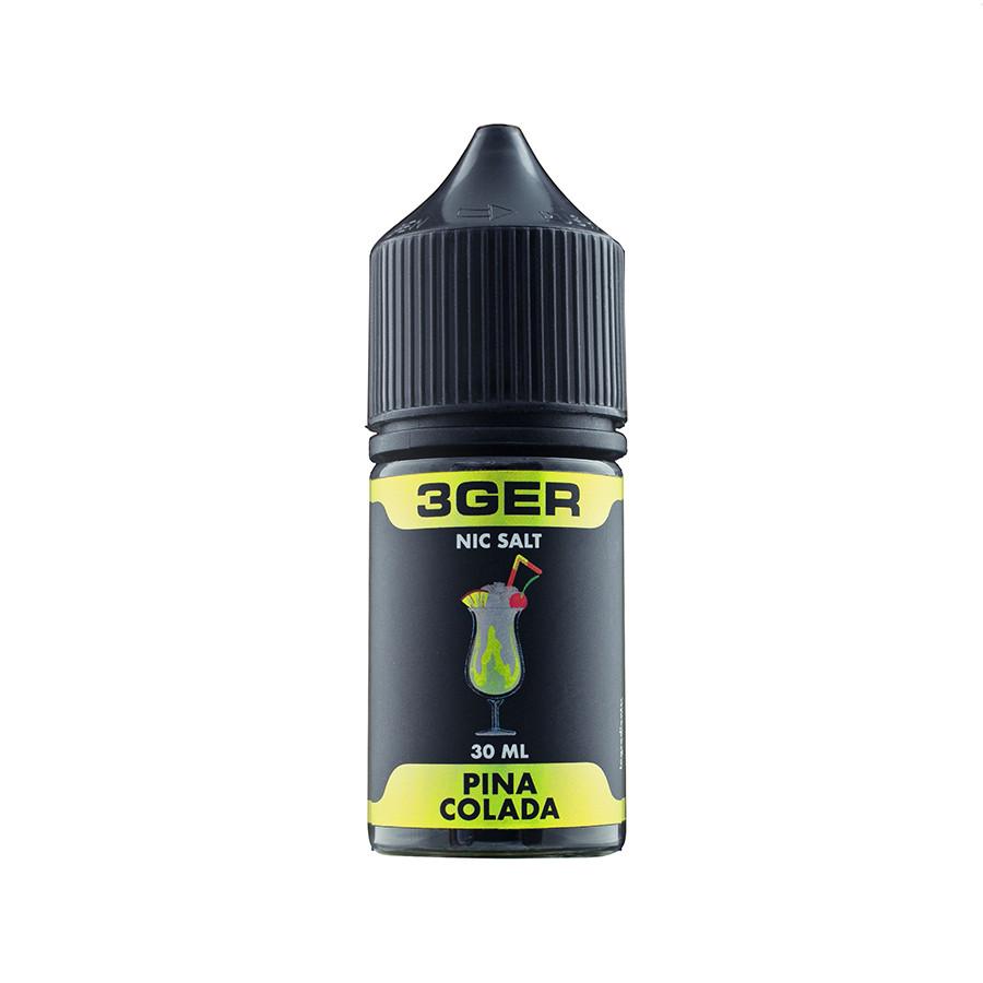 Жидкость для электронных сигарет 3Ger Salt Pina Colada 25 мг 30 мл