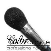 Кисть Colordance № 3 ( серия black) натуральная для румн, пудры