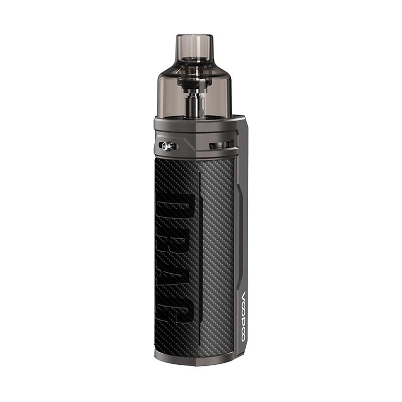 POD система Voopoo Drag S 60W Pod Kit Carbon Fiber