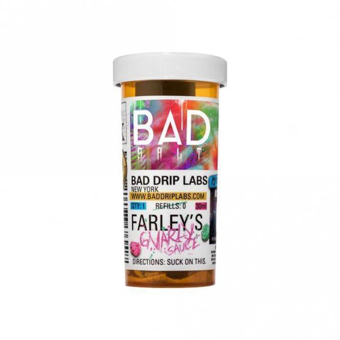 Жидкость для электронных сигарет Bad Drip Salt Farley's Gnarly Sauce 45 мг 30 мл