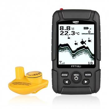 Эхолоты и GPS