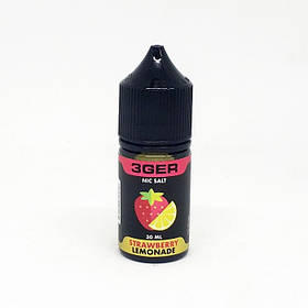 Жидкость для электронных сигарет 3Ger Salt Strawberry Lemonade 35 мг 30 мл