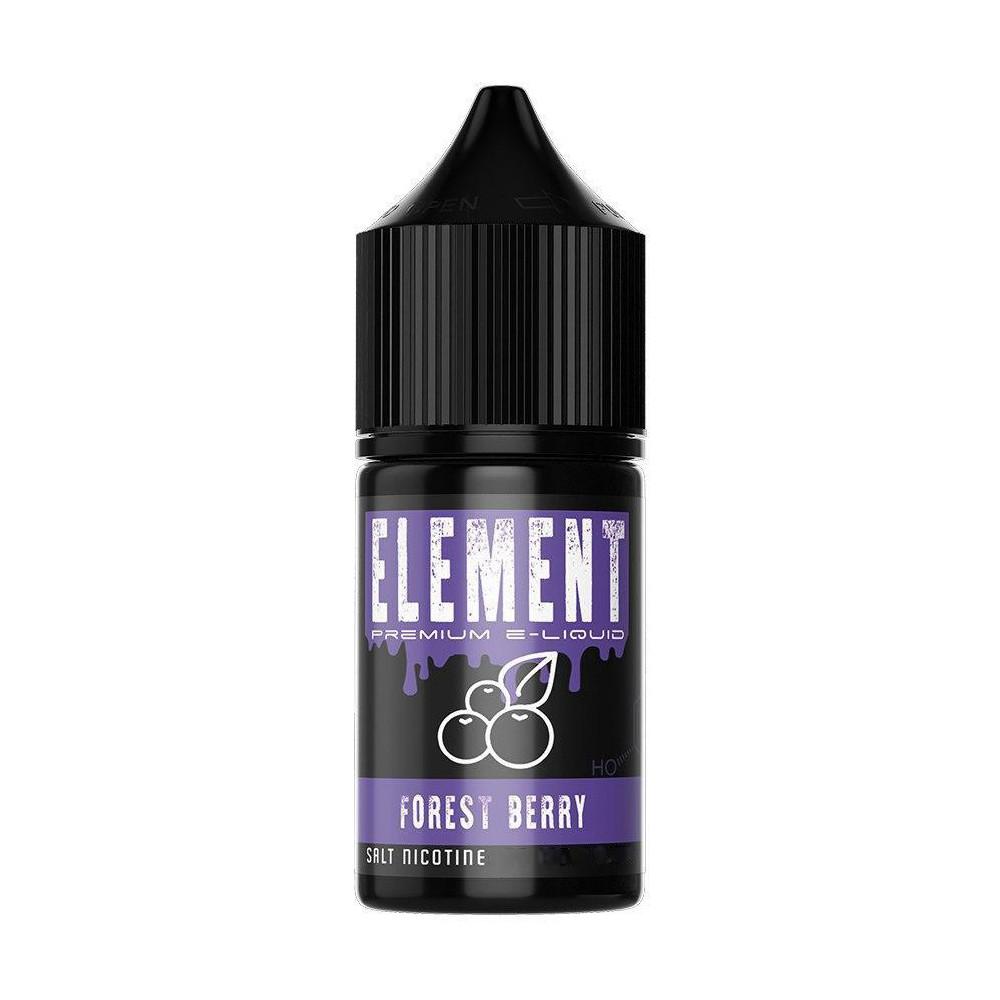 Жидкость для электронных сигарет Montana Element Salt Forest Berry 50 мг 30 мл
