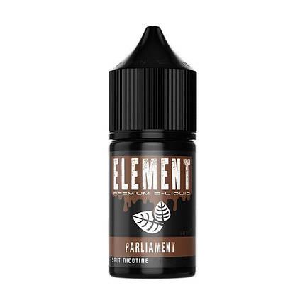 Жидкость для электронных сигарет Montana Element Salt Parliament 50 мг 30 мл, фото 2