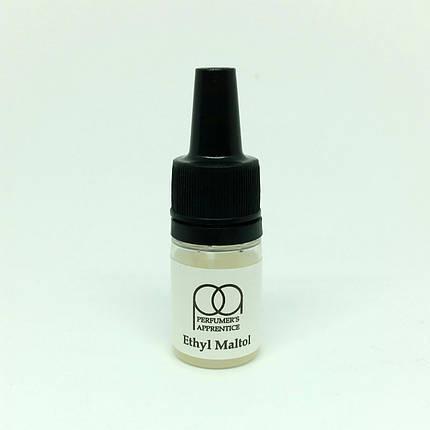 Ароматизатор TPA Ethyl Maltol (Усилитель вкуса - Этил Мальтол) 10 мл (0020), фото 2