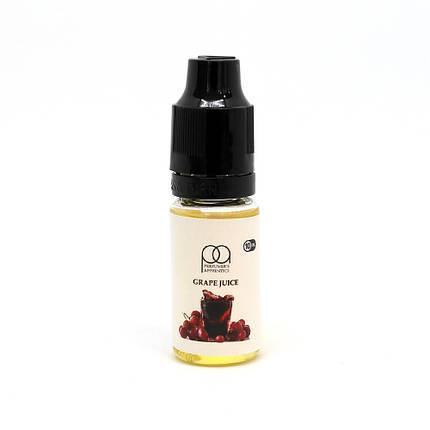 Ароматизатор TPA Grape Juice (Сік Виноградний) 10 мл (0025), фото 2