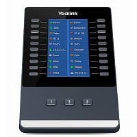 Системная консоль Yealink EXP43