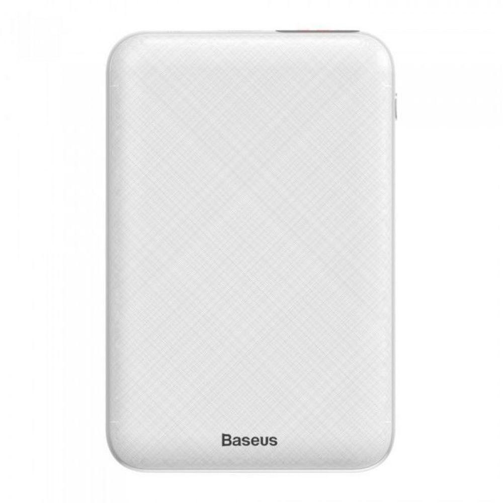 УМБ Baseus Mini S Digital Display PD 10000mAh белый
