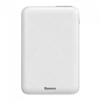 УМБ Baseus Mini S Digital Display PD 10000mAh белый, фото 2
