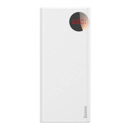 УМБ Baseus Mulight PD QC3.0 20000mAh белый, фото 2