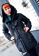 Женское пальто теплое, р.m