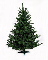Ель искусственная новогодняя (ПВХ) зеленая 0.75 м
