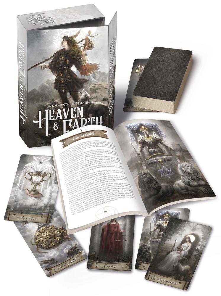 Heaven & Earth Tarot Kit/ Таро Небо і Земля набір