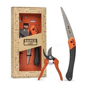 Набор ручного садового инструмента Bahco GIFTPACK396-HP