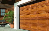 Ворота гаражные секционные серия Klassic Alutech.