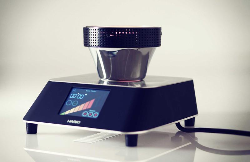Галогеновый нагреватель Hario для сифонов с сенсорным экраном