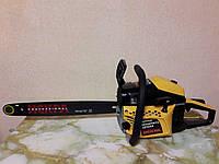 Бензопила Искра ИБП-6300 (2 шины, 2 цепи)цепь супер зуб, праймер,съемная звездочка, фото 1