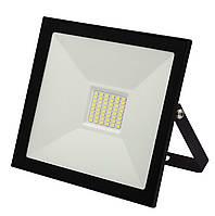 Светодиодный прожектор 50W GLX LED 6500K IP65