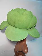 Карнавальна шапка Капусти з поролону для дітей і дорослих