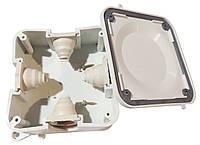 Коробка розподільча Р3 без клемника 120х120х65мм IP44