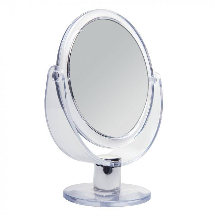 Titania 1595 L Зеркало в рамке косметическое d12.5 см