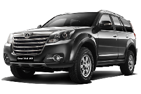 Great Wall Haval H3 (2010-2013)