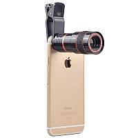 Смарт-Линза 8x Zoom Mobile Phone (линза на камеру телефона для макросъемки, для селфи)