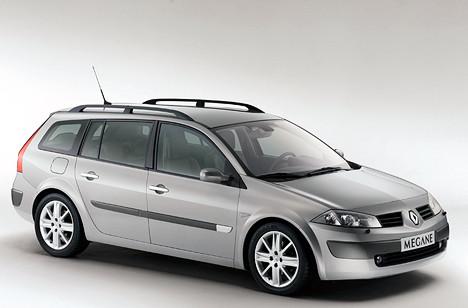 Renault Megane 2 (2002-2008) Lift