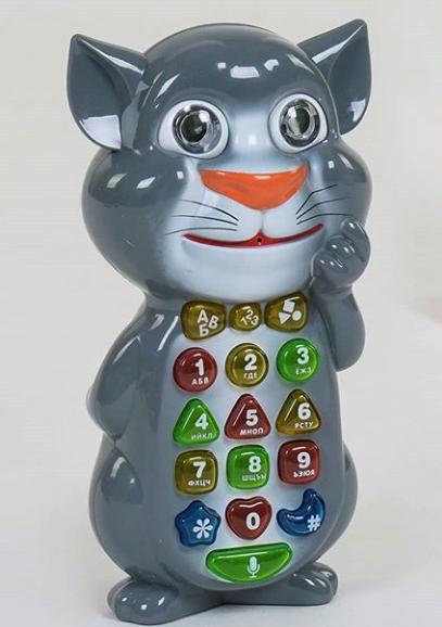 Умный телефон Котофон Limo Toy 7344 UI  20*12*6см