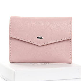 Женский кошелек маленький DR. BOND WS-3 pink